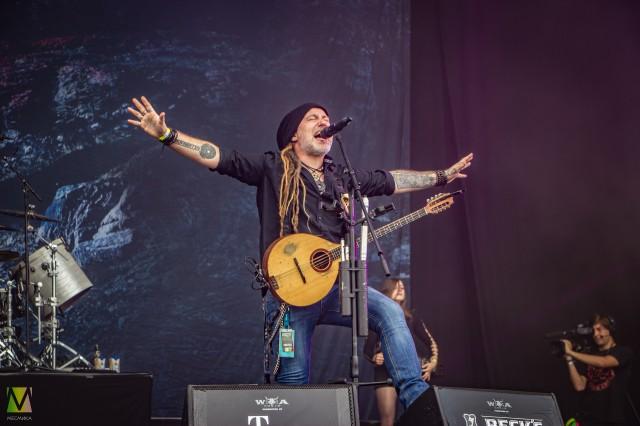 Eluveitie на Wacken Open Air 2019