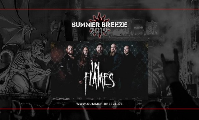 In Flames выступят на Summer Breeze Open Air 2019