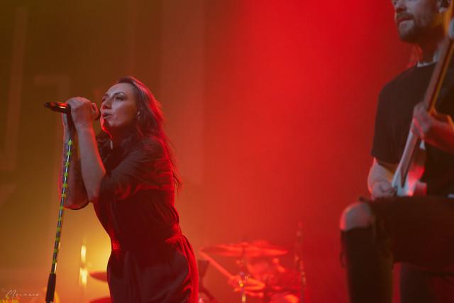 Группа LOUNA выступила в Саратове
