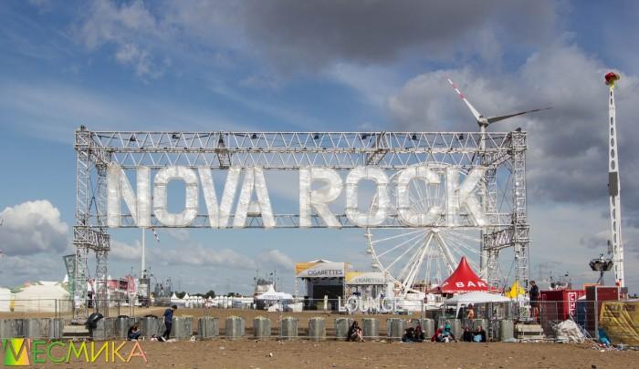 Nova Rock 2018 Again Four Days Austrian Fun Mesmika Its A