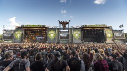 WACKEN OPEN AIR 2016 - FROM THE HOLY WACKEN LAND INTO OUTERSPACE