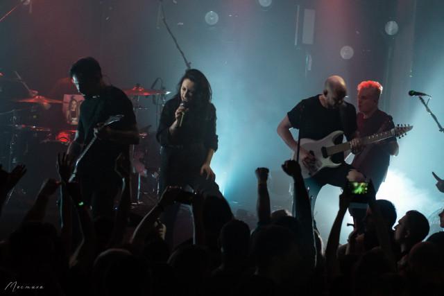 8 мая в «Sherwood Pub» состоялась концертная презентация нового альбома группы LOUNA «Начало нового круга»!