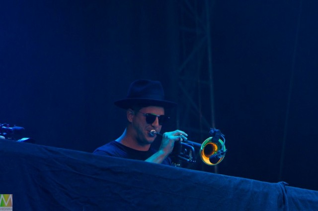 Timmy Trumpet на фестивале Frequency 2018