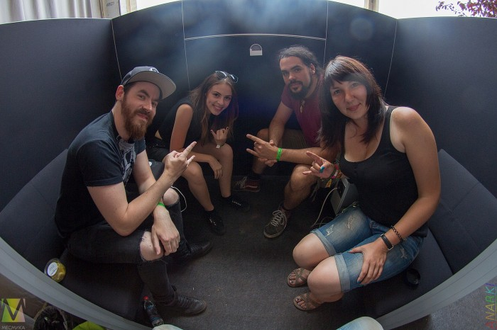 Beyond The Black: Wacken in the second home, we like to come back here