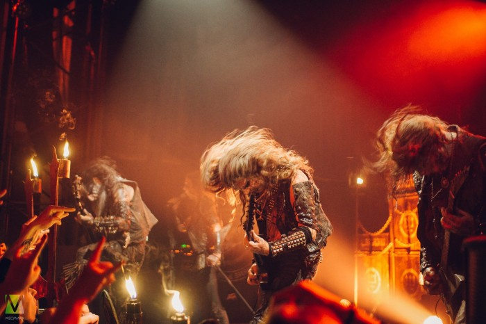 The concert of Watain in Saint-Petersburg: Blood, Fire and Insanity