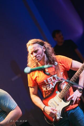 Группа Петля Пристрастия выступила в Саратове 3 апреля