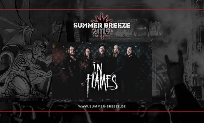 In Flames confirmed for Summer Breeze Open Air 2019