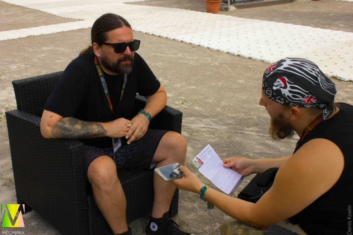 Andreas Kisser: music or art in General is the best form of expression. Interview with Sepultura