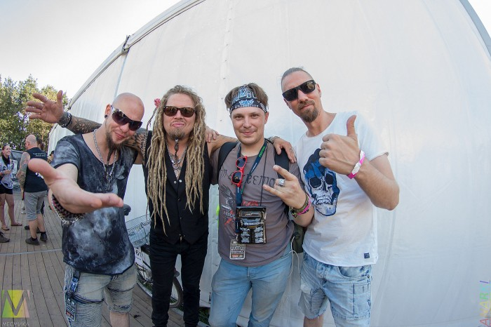 Korpiklaani: The coolest thing that ever happened to us in Russia are wonderful people in every city