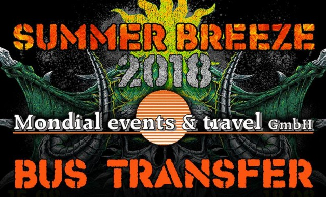 Автобусный трансфер на Summer Breeze Open Air 2018