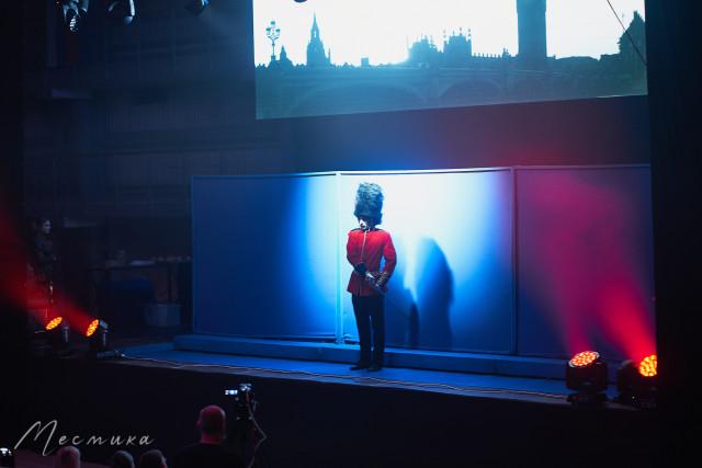 Мюзикл TODD в Саратове 2 апреля