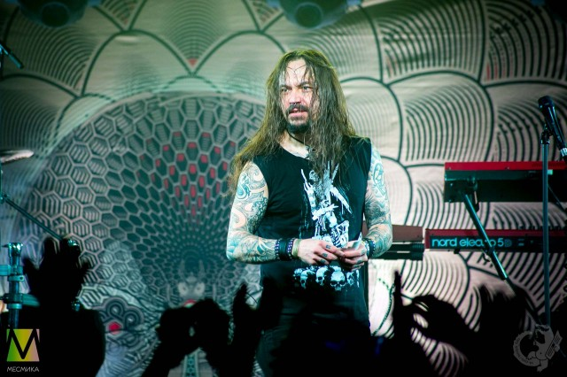 AMORPHIS. Queen of Time Tour