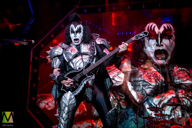 Kiss. End of the Road world tour