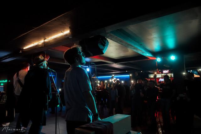 Концерт группы КОСМОНАВТЫ в Нижнем Новгороде