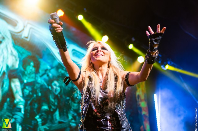 Doro - королева heavy-metal снова в Москве!