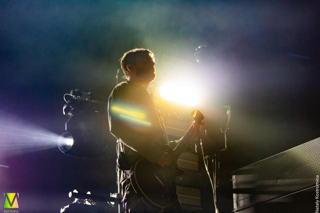 """Bring Me The Horizon выступили 8 февраля в ДС """"Мегаспорт"""""""