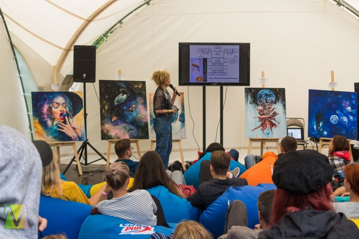 The festival Geek Picnic turned science into fun adventure