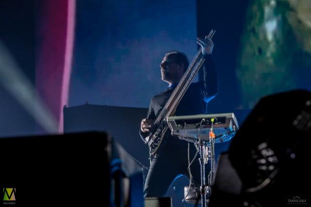 Алик Потапкин гитарист группы Вадима Самойлова на Чартовой Дюжине 2020