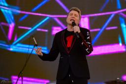 Николай Басков на фестивале Live&Drive