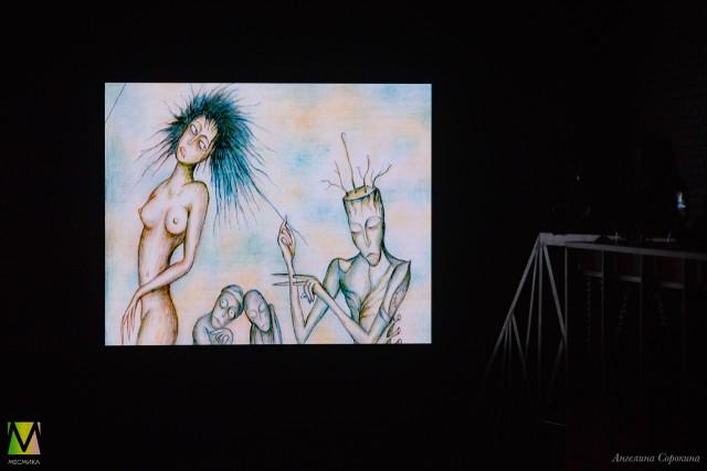 Презентация картин Эдмунда Шклярского