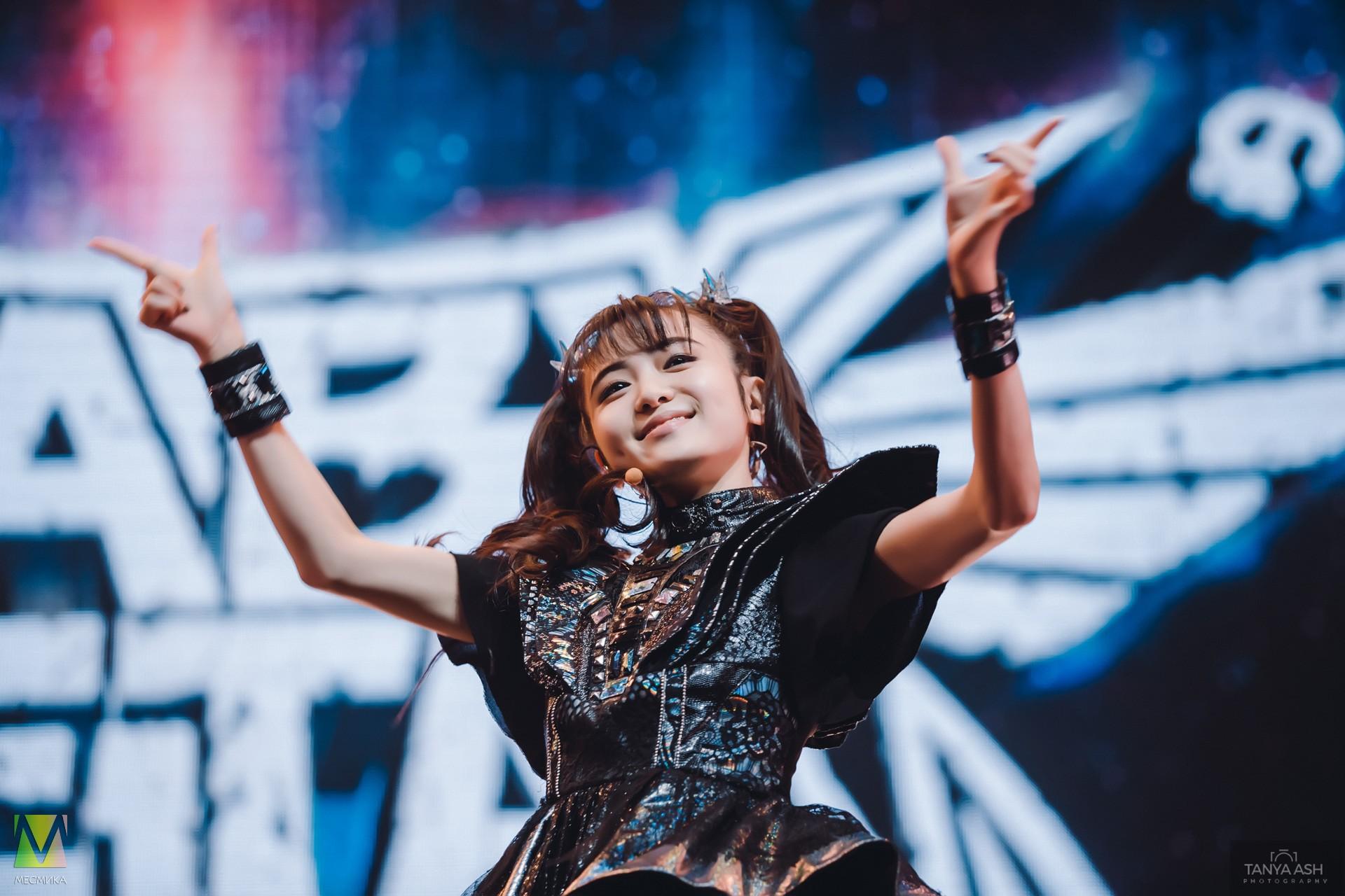 Moa Kikuchi, Babymetal