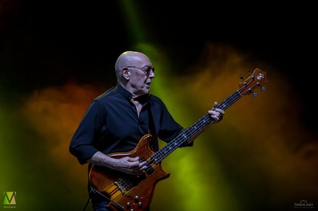 Пит Эгью басист группы Nazareth