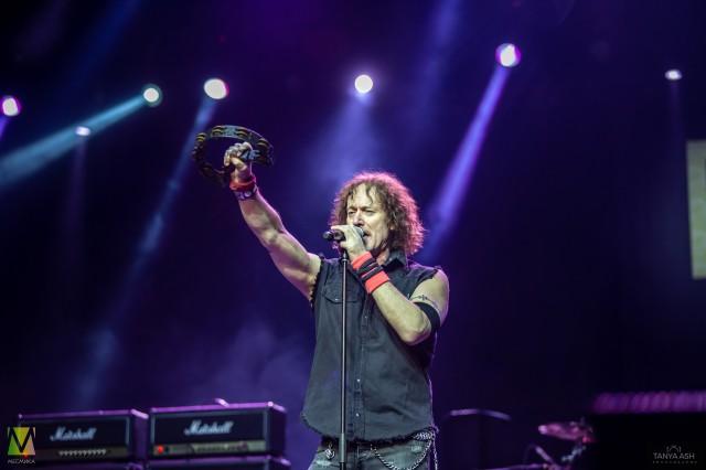 Карл Сентанс вокалист группы Nazareth