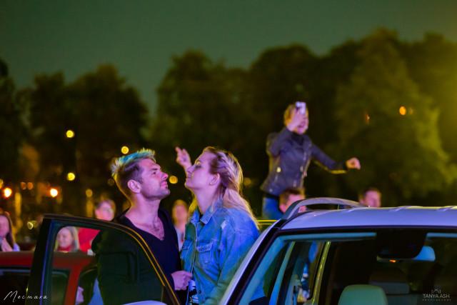 Зрители на фестивале