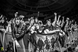 Фанаты группы Sabaton