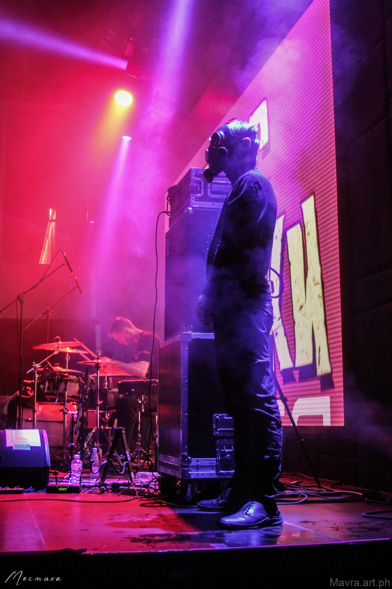 Голос Омерики выступили 31 октября в Arbat Hall