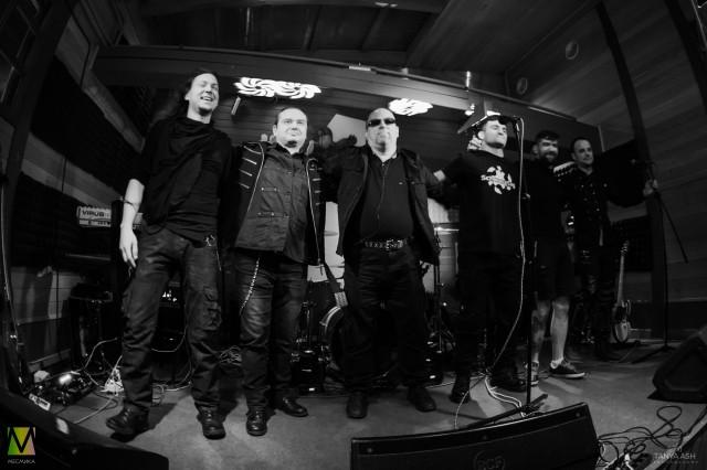 Группа Schwarztag в Москве