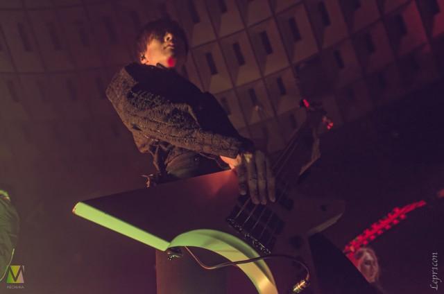 Dir en Grey выступили 26 января в Санкт-Петербурге