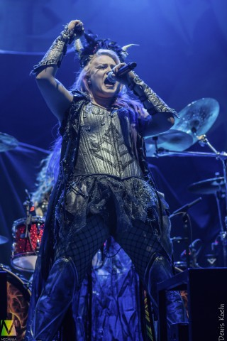 Noora Louhimo (Vocal), Battle Beast in Ludwigsburg 15.02.2020
