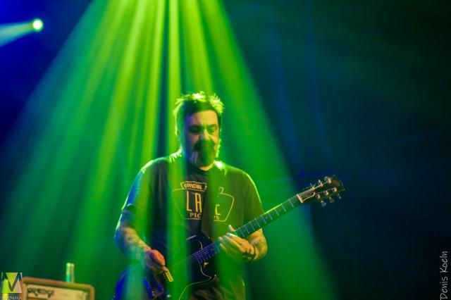 Jimmy Bower(Guitar), EyeHateGod in Stuttgart,04.03.20