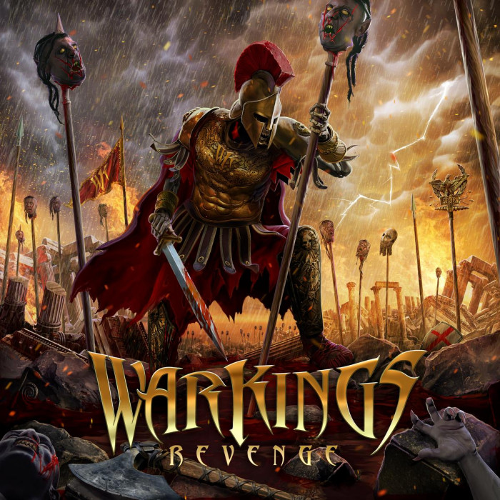 "Warkings - ""Revenge"" (31.07.2020 Napalm Records)"