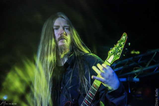 Andrew Craighan (My Dying Bride)