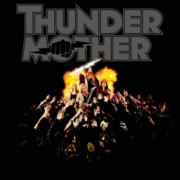 "Thundermother - ""Heat Wave"" (Hard Rock, 31.07.2020 AFM Records)"