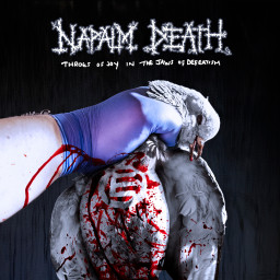 "Napalm Death - ""Throes of Joy in the Jaws of Defeatism"" (Grindcore/Death Metal, Century Media 18.09.2020)"