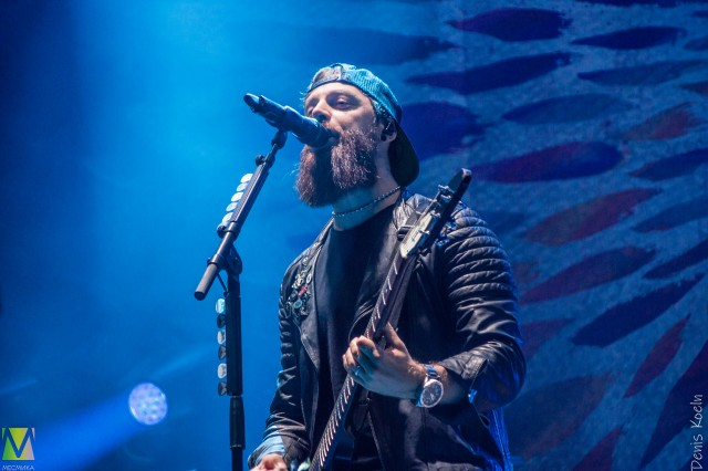 Bullet For My Valentine at Summer Breeze Matthew Tuck