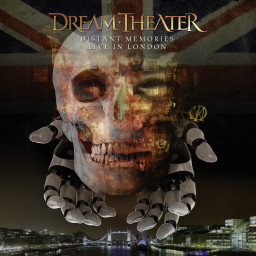 "Dream Theater - ""Distant Memories - Live in London"" (Progressive Metal, Inside Out Music / Sony 27.11.2020)"
