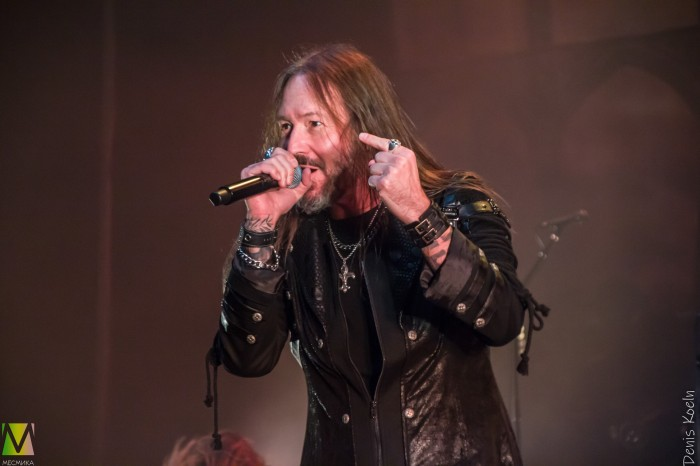 HammerFall introduced on 15 February a new album in Ludwigsburg
