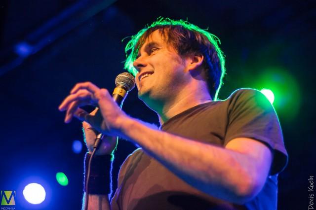 Barney Greenway(Vocal), Napalm Death in Stuttgart 04.03.2020
