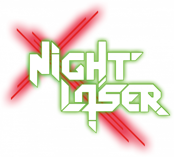 "Night Laser has released the third video single 'The Game' from the new album ""Power To Power"""