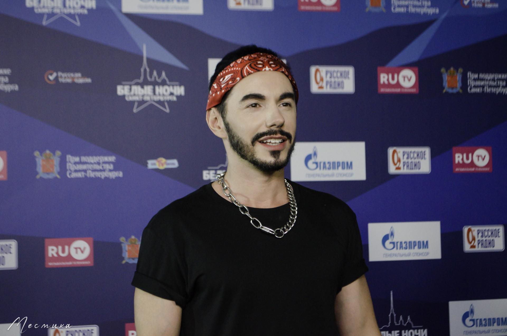 Тимур Родригез
