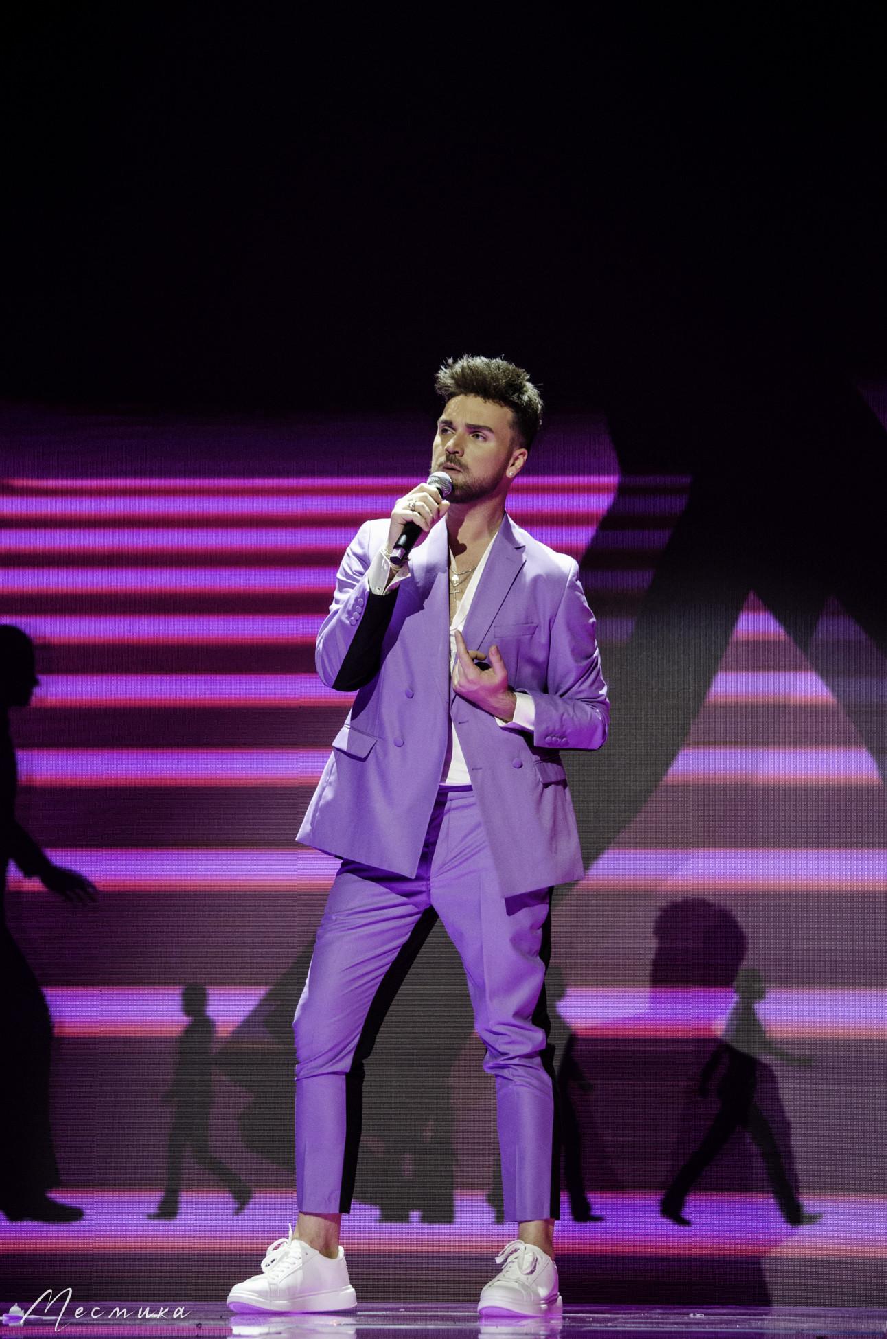 Александр Панайотов на фестивале Белые ночи Санкт-Петербурга 11.07.2021