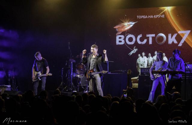 Торба-на-круче в клубе Космонавт