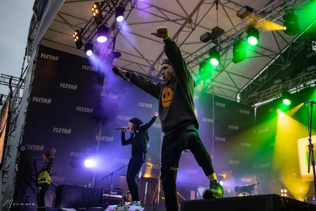 Слот на фестивале Улетай 2020