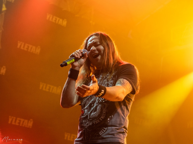 Ария  на фестивале Улетай 2020