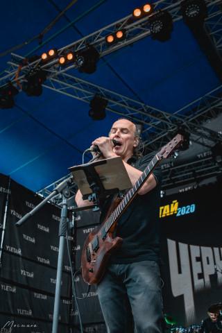 Черный Обелиск на фестивале Улетай 2020
