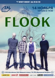 Flook (UK/IRL) 14 ноября в Санкт-Петербурге